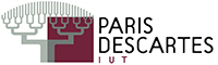 Logo université paris descartes